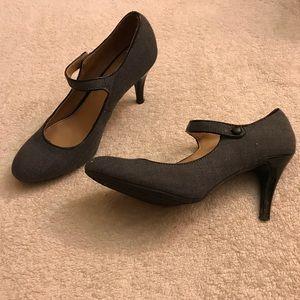 Merona Cute Twill Heels